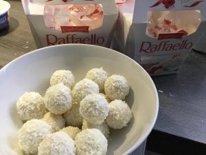 Rafaello recept