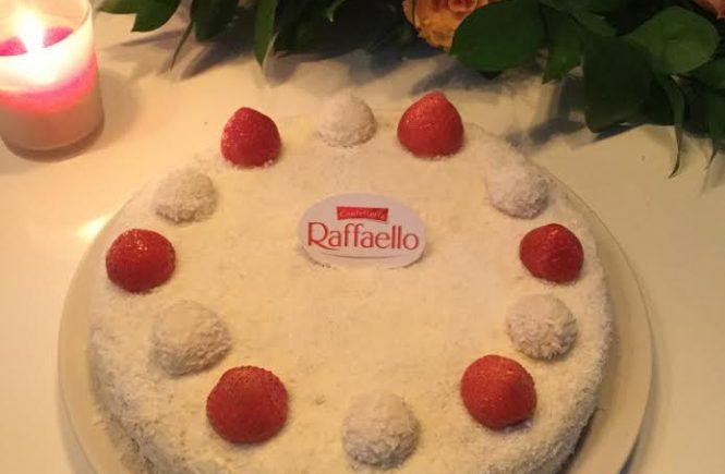 Rafaello recept resultaat