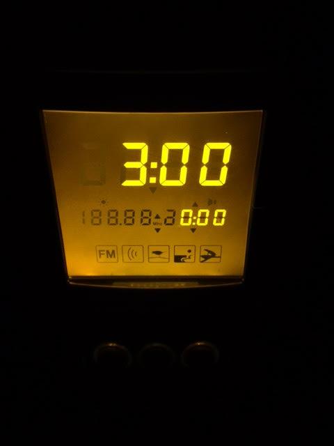 03:00 uur